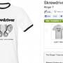 Fashionable Neo-Nazi Band T-Shirts For Sale